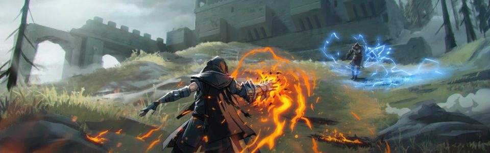 Spellbreak è un battle royale con magie, ora disponibile in pre-alpha