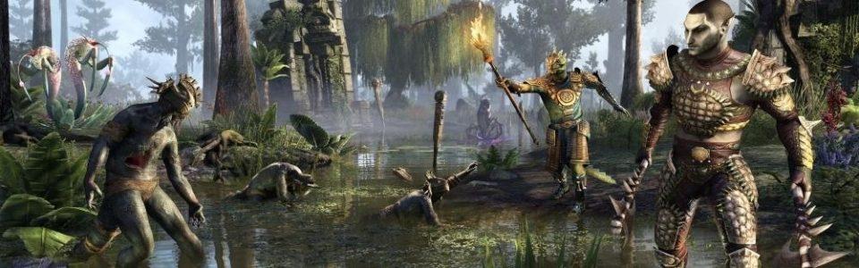 The Elder Scrolls Online: Live su PC il DLC Murkmire e l'Update 20