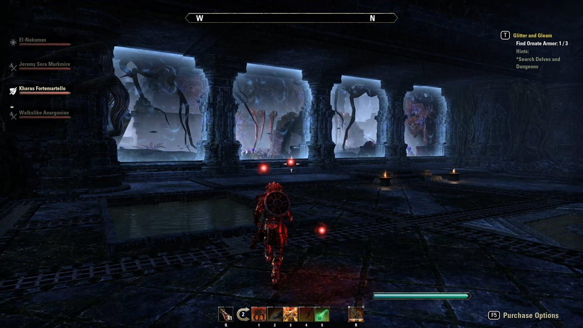 The Elder Scrolls Online Murkmire TESO