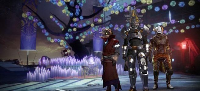 Destiny 2: Le prime due espansioni incluse in Forsaken, evento di Halloween