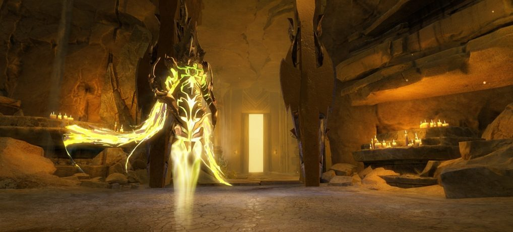 Guild Wars 2: Path of Fire e Living World Season 4 – Viaggio nel cuore del Deserto – Gallery