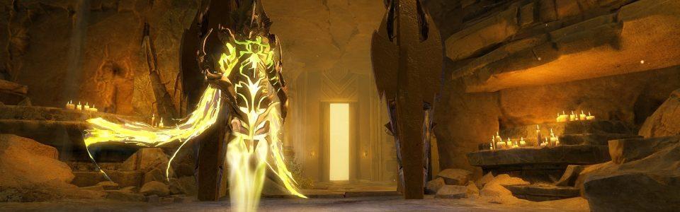 Guild Wars 2: Path of Fire e Living World Season 4 – Viaggio nel cuore del Deserto – Gallery