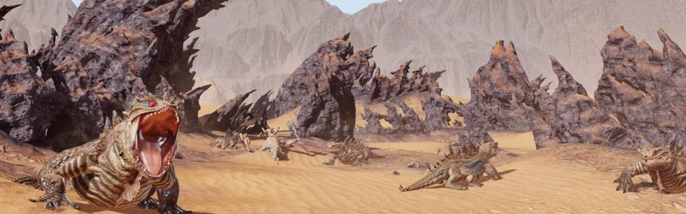 Bless Online: Live la patch v3.0.0.0 e l'update Ruins of Shaqqara