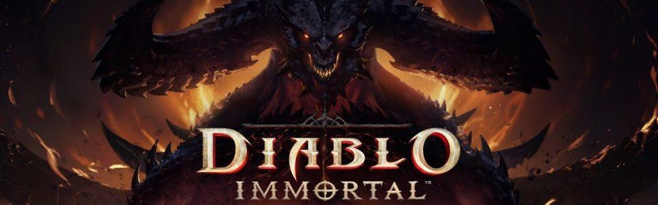 Diablo Immortal: Blizzard sorpresa dalla reazione dei fan, assicura altri capitoli in sviluppo