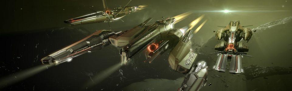 EVE Online: live l'espansione Onslaught, ecco trailer e dettagli