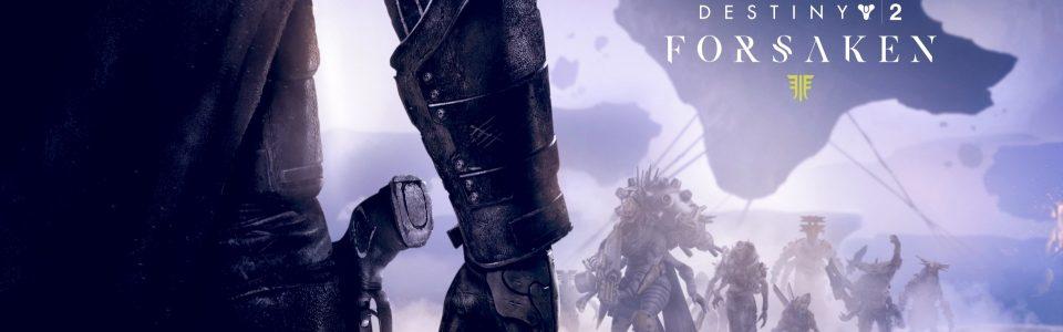 Destiny 2: Forsaken ha venduto meno del previsto per Activision Blizzard, ma il game director dissente