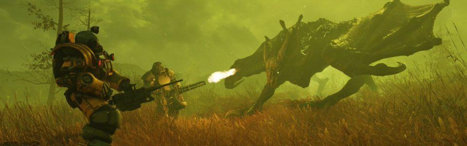 Fallout 76: Bethesda promette di star lavorando sui problemi, ma niente wipe dopo la beta