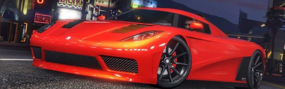 GTA Online: fino a 1,3 milioni di dollari in omaggio questa settimana