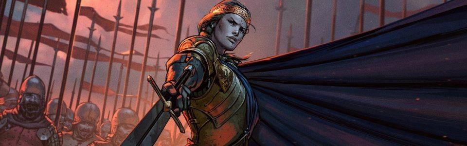 Thronebreaker: The Witcher Tales arriva su Steam, nuovo trailer