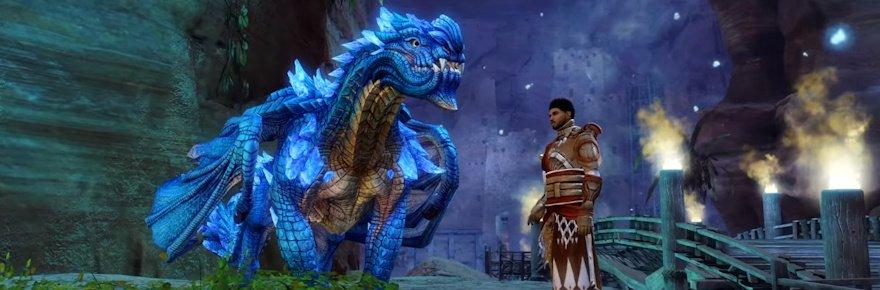 Guild Wars 1 e Guild Wars 2: Path of Fire scontati per il Black Friday
