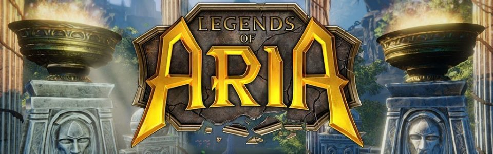 Legends of Aria: weekend gratuito per l'open beta dal 23 al 25 novembre