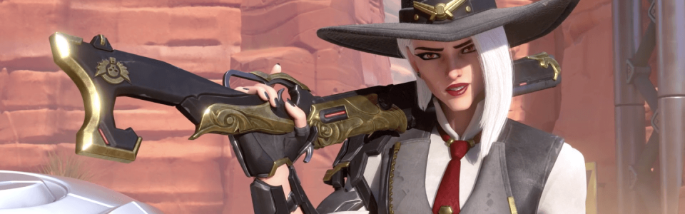 Overwatch: Svelato il personaggio di Ashe, nuovo spettacolare corto animato