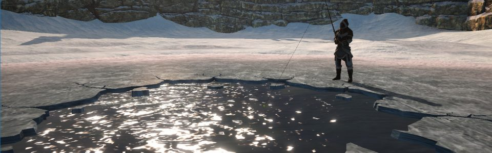 Shroud of the Avatar: disponibile la release 60, arriva la pesca