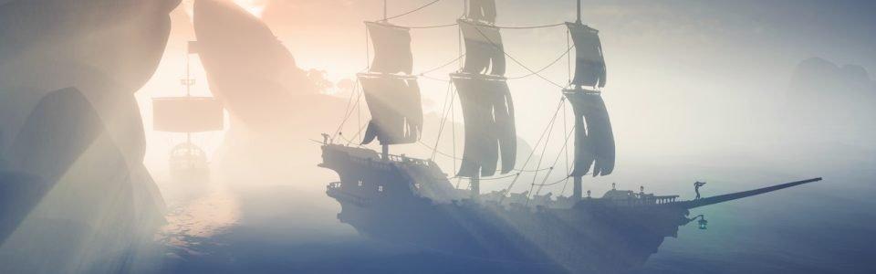 Sea of Thieves: live l'update Shrouded Spoils, ecco trailer e dettagli