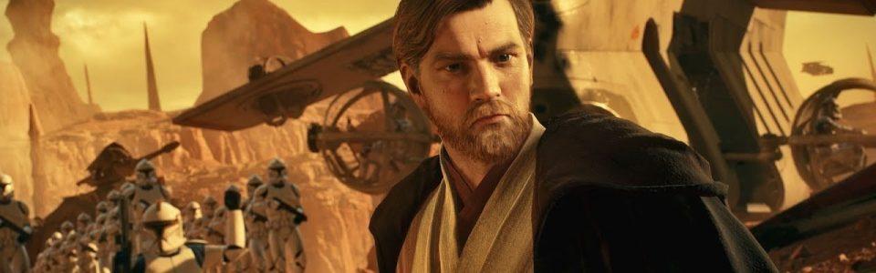 Star Wars Battlefront 2: in arrivo Obi-Wan Kenobi e la battaglia di Geonosis