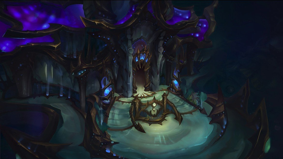 World of Warcraft Battle for Azeroth Rise of Azshara