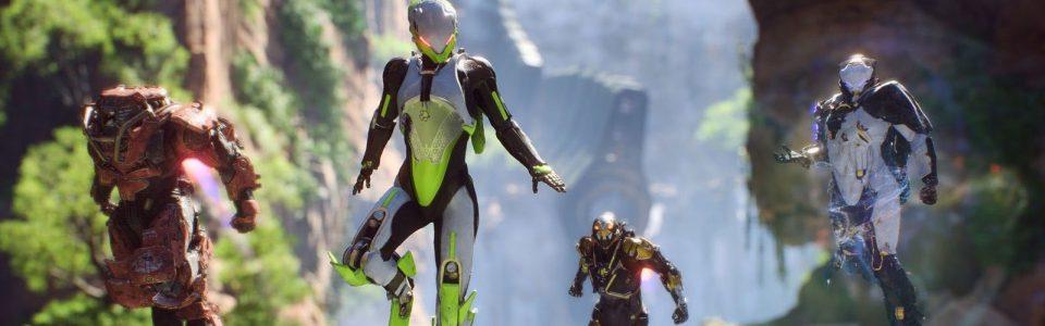 Anthem: Svelate le abilità e le ultimate dei Javelin