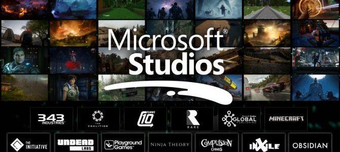 Microsoft acquisisce Obsidian e InXile