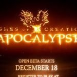 Ashes of Creation Apocalypse: battle royale in open beta dal 18 dicembre