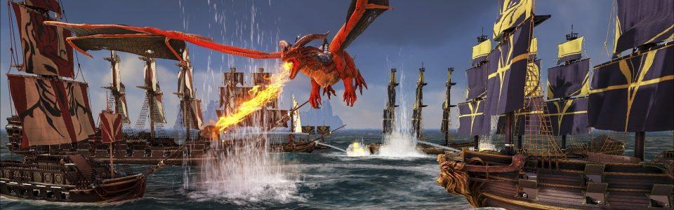 Atlas: nuovo MMO piratesco dai creatori di ARK in arrivo su Steam