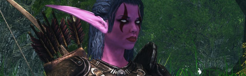 World of Warcraft: un modder sta ricreando Azeroth in Skyrim