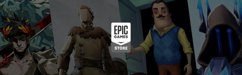 Apre l'Epic Games Store, in regalo Subnautica e due giochi al mese