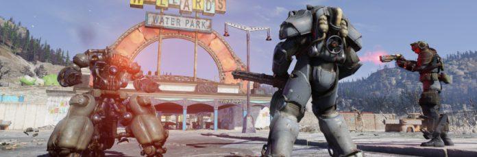 Fallout 76: disponibile la nuova patch 1.0.2.0