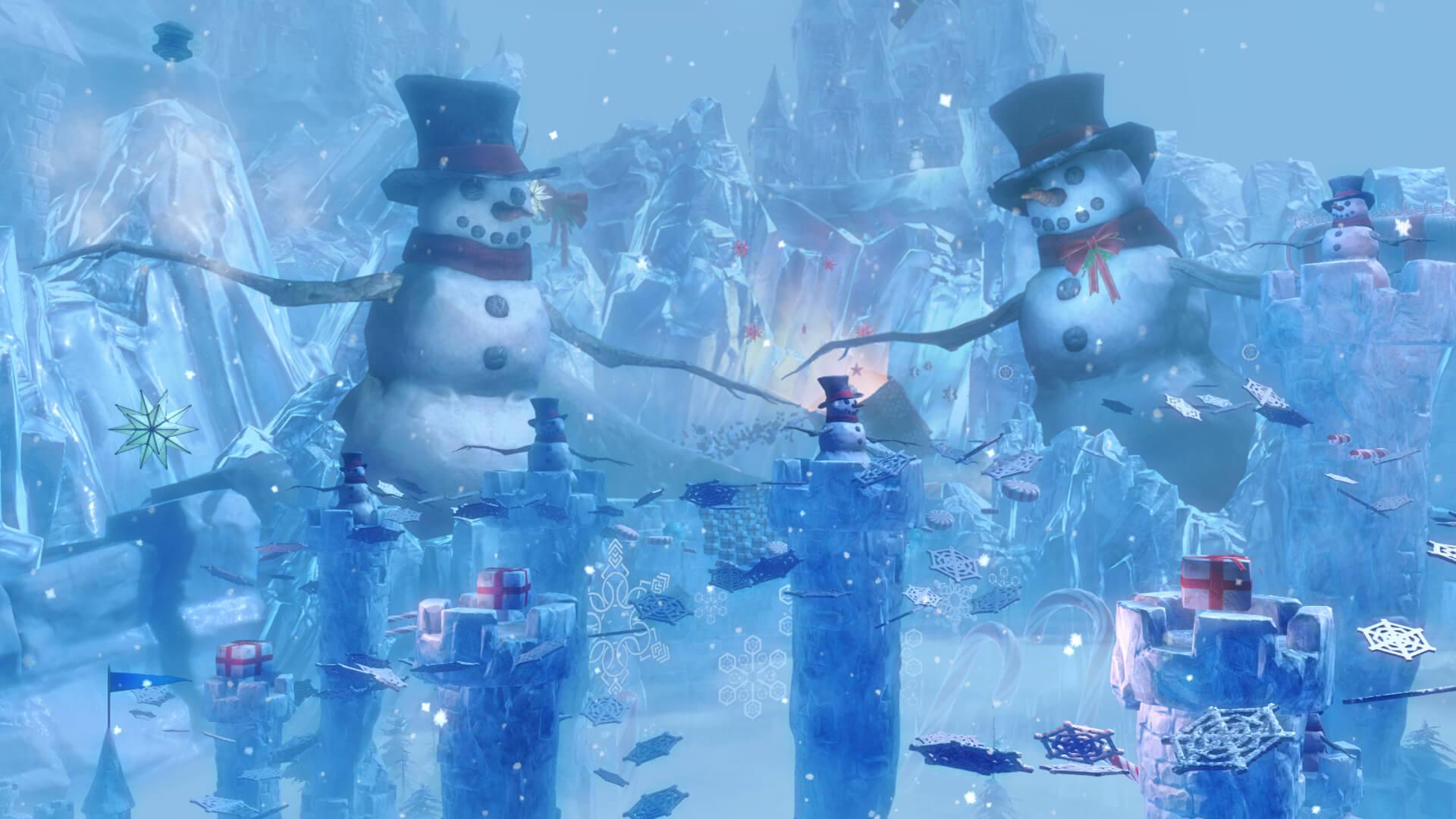 natale Guild Wars 2 Wintersday