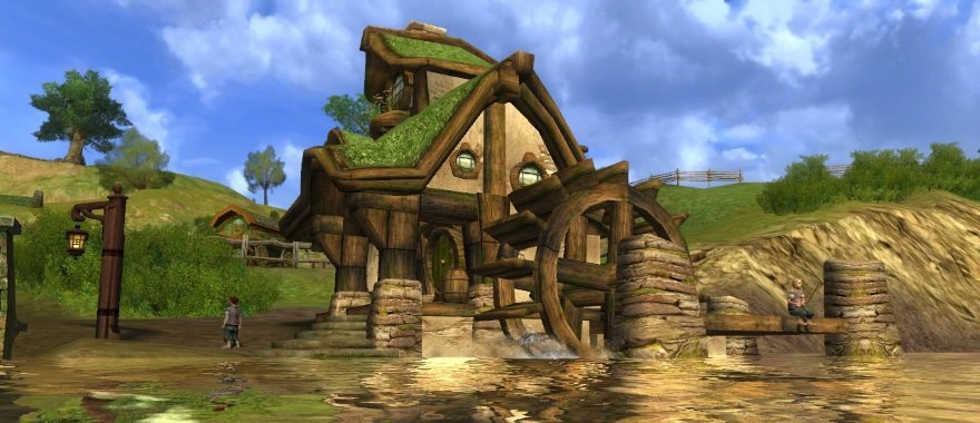 LOTRO Lord of the Rings online