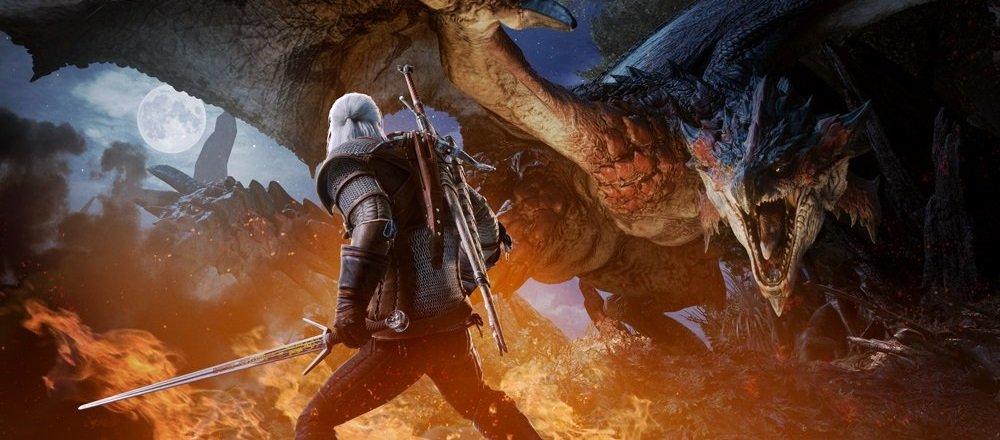 Monster Hunter World: annunciata espansione Iceborne e crossover con The Witcher 3