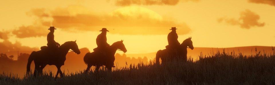 Red Dead Online: aggiornamento e regali per i giocatori