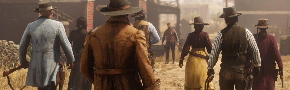 Red Dead Online: il sistema economico verrà corretto, ma niente reset della beta
