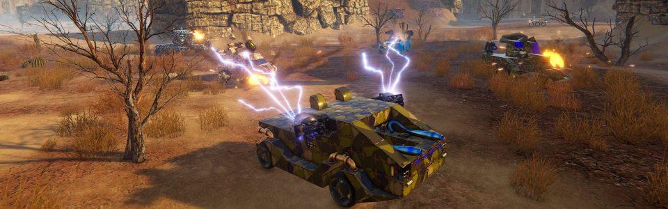 Steamcraft: nuovo MMO steampunk basato su veicoli in arrivo su Steam