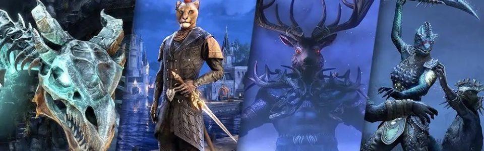 The Elder Scrolls Online: per ZeniMax il 2019 sarà un grande anno