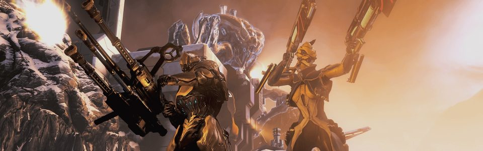 Warframe: ora live l'update The Profit Taker