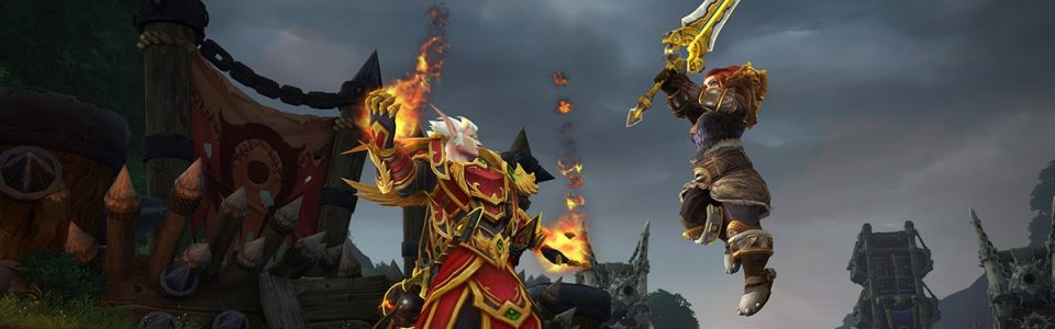 World of Warcraft Battle for Azeroth: Maree di Vendetta è ora live