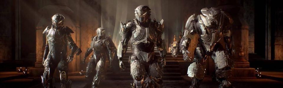 Anthem: l'esperienza multiplayer sarà più appagante del single