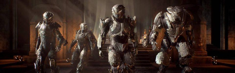 Anthem: l'esperienza multiplayer sarà più appagante del single