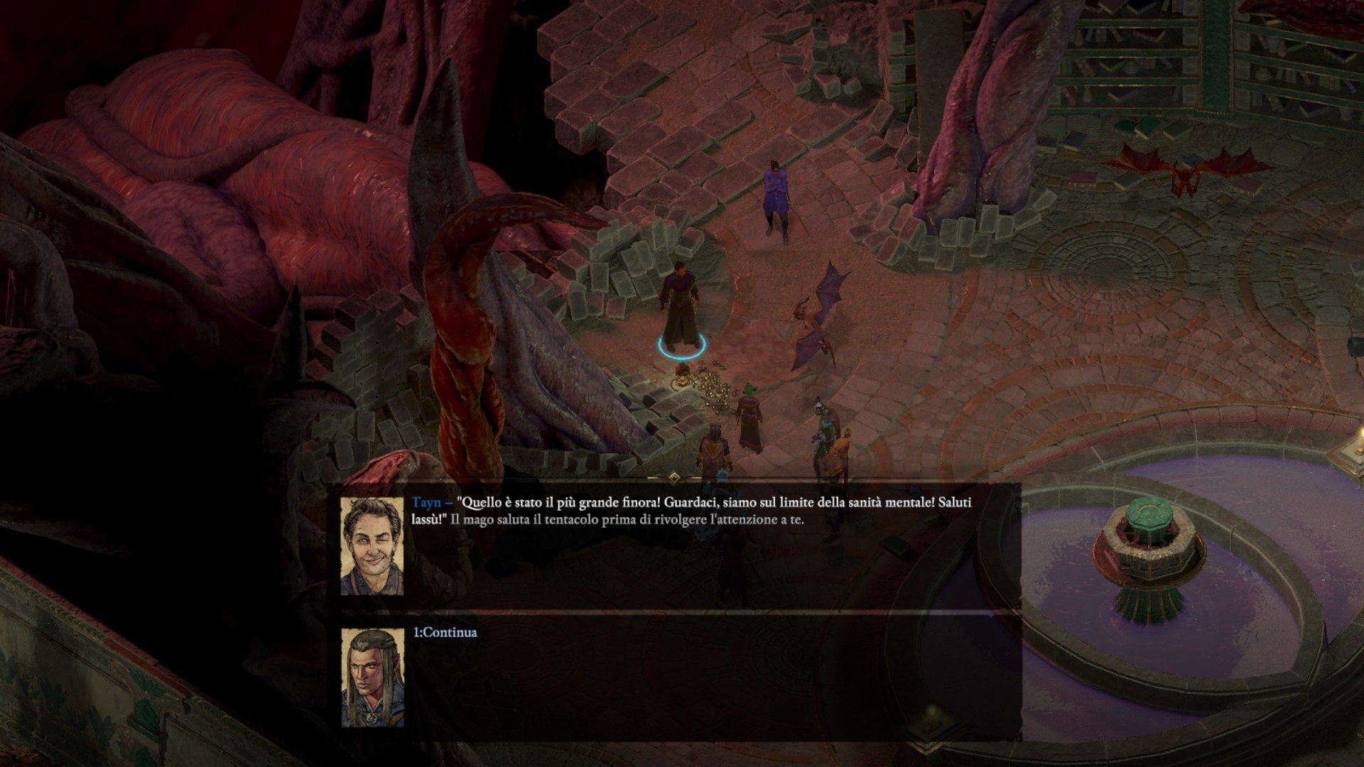 pillars of eternity 2 deadfire The Forgotten Sanctum recensione