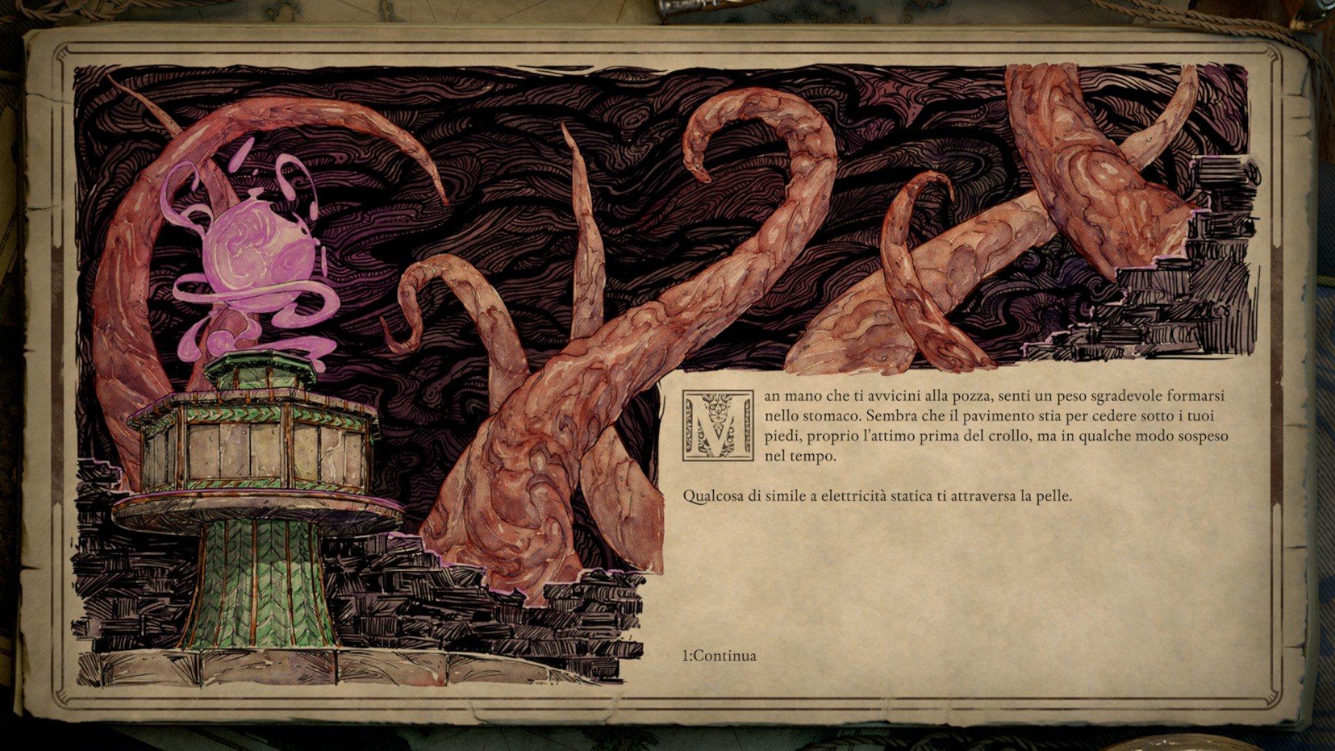 pillars of eternity 2 deadfire The Forgotten Sanctum recensione