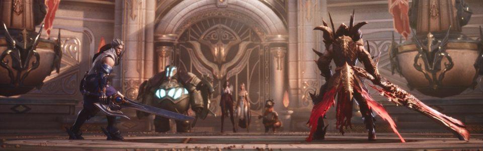 Aion: Legions of War ora disponibile su mobile