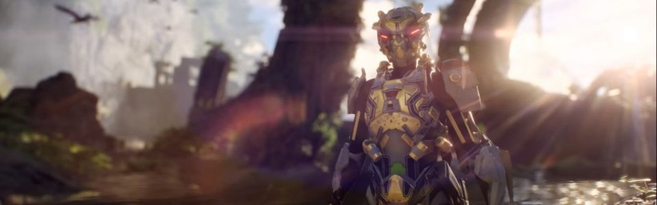 Anthem: svelati i requisiti PC, nuovo trailer in collaborazione con NVIDIA