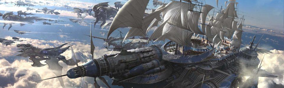 Ascent Infinite Realm: mostrati il combat system e la città volante Inventus