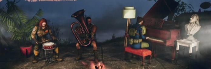 Fallout 76: il supporto continuerà nel 2019, arrivano i negozi creati dai giocatori