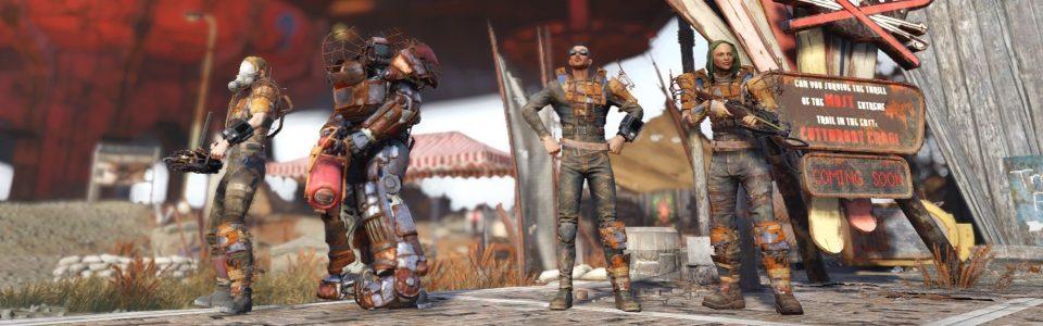 Fallout 76: svelata la modalità PvP Survival, in beta a marzo