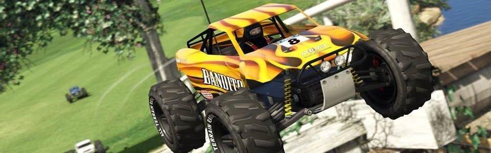 GTA Online: arriva la RC Bandito e un milione di GTA$ come bonus di login