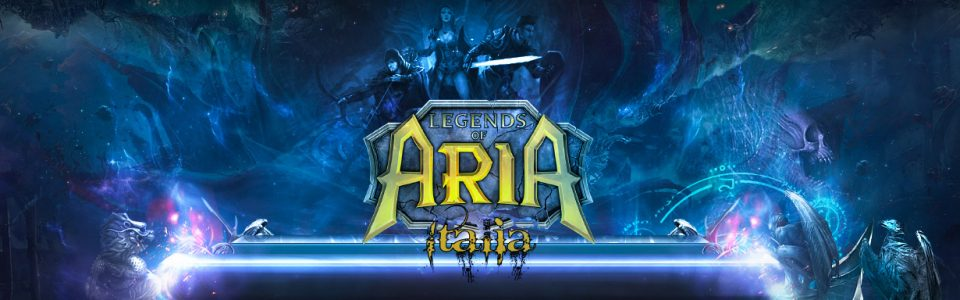 Legends of Aria: Cluster Italia – Speciale