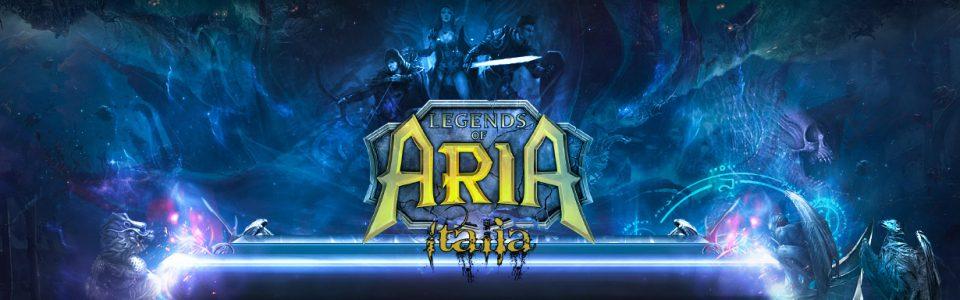 Legends of Aria: Cluster Italia – Speciale