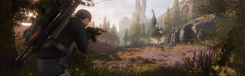 Crytek e Improbable si alleano per un nuovo sparatutto online tripla A