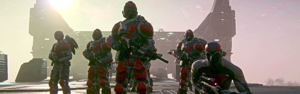 Stasera primo evento community di MMO.it su PlanetSide 2!
